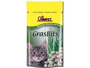 Gimpet Grass Bits tablety 40g