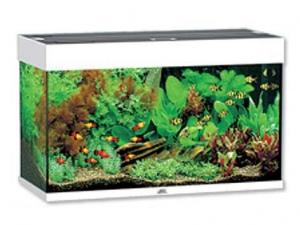 Akvárium set Rio 125 bílé