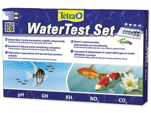 Tetra Test Laborett (pH, KH, GH, NO2, CO2)