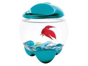 Akvárium TETRA Betta Bubble modré