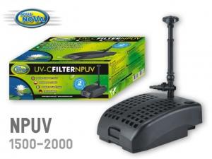 Jezírkový filtr NPUV-1500 s čerpadlem a UV lampou