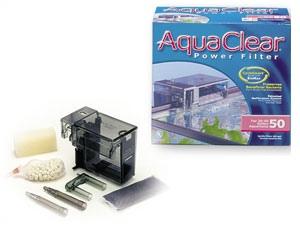 Filtr Aqua Clear 50 vnější 757l/h