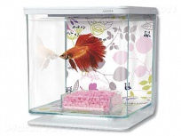 Akvárium MARINA Betta Kit Floral 2l