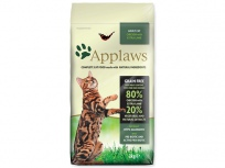 Krmivo APPLAWS Dry Cat Chicken with Lamb