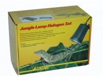 Vodotěsný reflektor Jungle Lamp Halogen Set