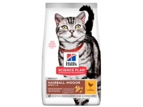 Hills Science Plan Feline Adult Hairball for Indoor cats Chicken NOVÝ