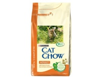 Purina Cat Chow Adult kuře+krůta